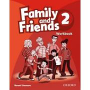 Family & Friends Level 2 Workbook