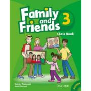 Family & Friends Level 3 Classbook and MultiROM Pack