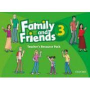 Family & Friends Level 3 Teacher's Resource Pack