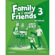 Family & Friends Level 3 Workbook