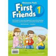 First Friends Level 1 Teacher's Resource Pack