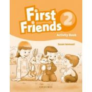 First Friends Level 2 Activity Book