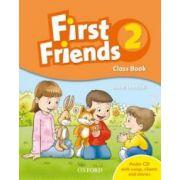 First Friends Level 2 Class Book Pack