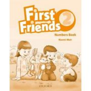 First Friends Level 2 Numbers Book