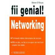 Fii genial! Networking