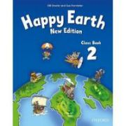Happy Earth 2 Class Book