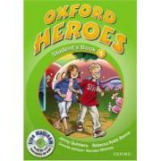 Oxford Heroes Level 1 Student's Book and MultiROM Pack