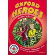 Oxford Heroes Level 2 Student's Book and MultiROM Pack