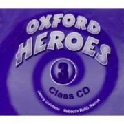 Oxford Heroes Level 3 Class Audio CDs (3)
