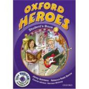 Oxford Heroes Level 3 Student's Book and MultiROM Pack