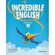Incredible English, Level 1 Class Book