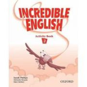 Incredible English, Level 2 Activity Book