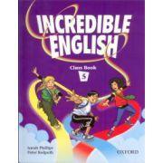 Incredible English, Level 5 Class Book