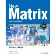New Matrix Intermediate Student's Book