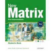 New Matrix Pre-Intermediate Student's Book