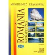 Geografia fizica a Romaniei, vol. 1