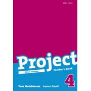 Project, Third Edition Level 4 Teacher's Book