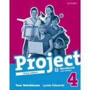 Project, Third Edition Level 4 Workbook Pack