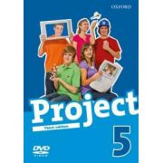 Project, Third Edition Level 5 DVD