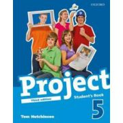 Project, Third Edition Level 5 Student's Book