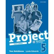 Project, Third Edition Level 5 Workbook Pack