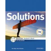 Solutions Advanced Student's Book with MultiROM Pack
