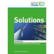Solutions Elementary iTool CD-ROM
