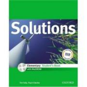 Solutions Elementary Student's Book with MultiROM Pack