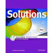 Solutions Intermediate Class Audio CDs (3)