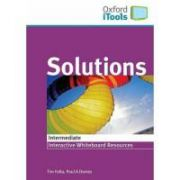 Solutions Intermediate iTool CD-ROM