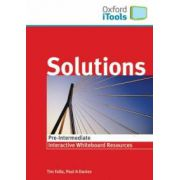 Solutions Pre-Intermediate iTool CD-ROM