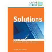 Solutions Upper- Intermediate iTool CD-ROM