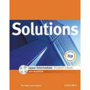 Solutions Upper- Intermediate Student's Book with MultiROM Pack