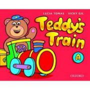 Teddy's Train Activity Book A