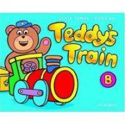 Teddy's Train Activity Book B