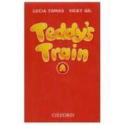 Teddy's Train Cassette A (British English)