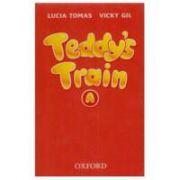 Teddy's Train Cassette A (British English)