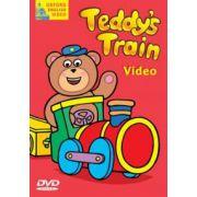 Teddy's Train DVD