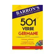 501 verbe germane  + CD