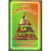 Calendar gastronomic-umoristic 2010