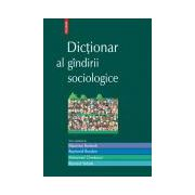 Dictionar al gindirii sociologice