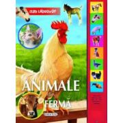 Animale din ferma - carte cu sunete