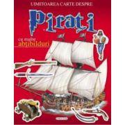 Uimitoarea carte despre pirati