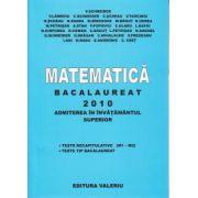 Matematica Bacalaureat 2010