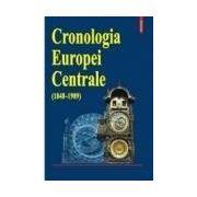Cronologia istorica a Europei Centrale (1848-1989)