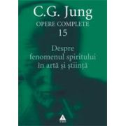 Opere complete. Vol. 15: Despre fenomenul spiritului în artă şi ştiinţă