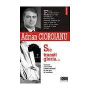 Sic transit gloria... Cronica subiectiva a unui cincinal in trei ani si jumatate (mai 2001-octombrie 2004)
