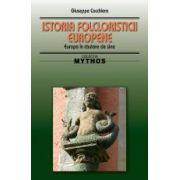 Istoria folcloristicii europene