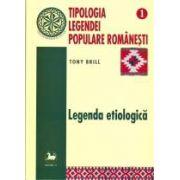 Tipologia legendei populare romanesti, vol I