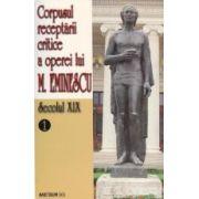 CORPUSUL RECEPTARII CRITICE A OPEREI LUI MIHAI EMINESCU, SEC. XIX, VOL. 1-3